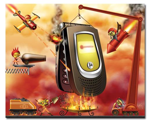 Protege tu móvil de Gusanos y Troyanos