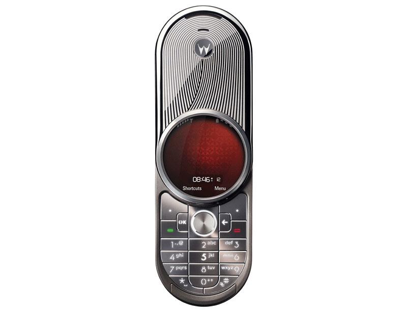 Motorola Aura, pon un zafiro en tu vida.