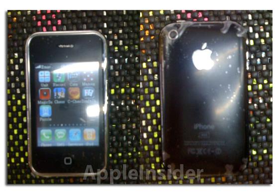 IPhone nano a la venta! (Falso, estaba claro)
