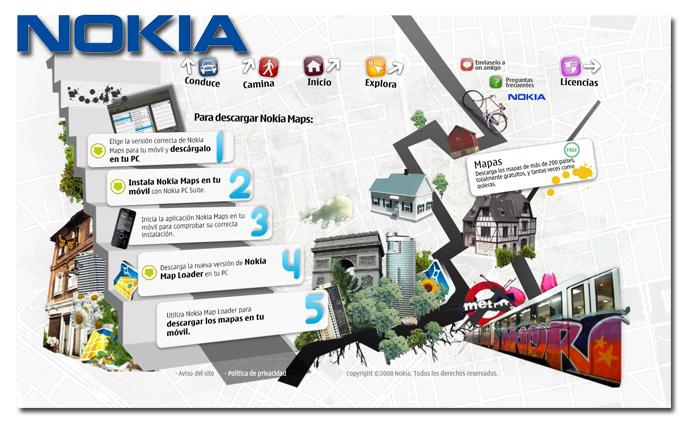 Nuevo Nokia Maps 3.0 Beta