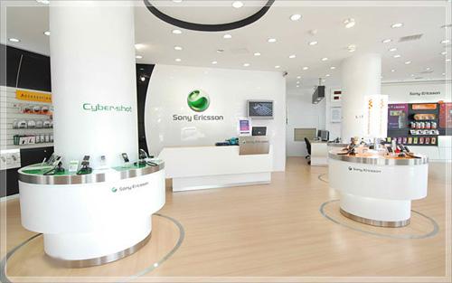 Sony Ericsson abre una tienda exclusiva en Madrid