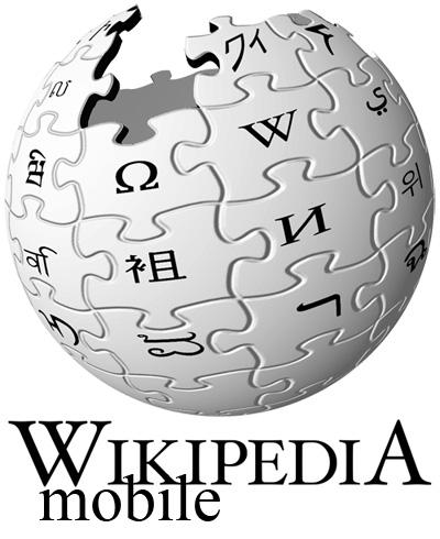La Wikipedia en el móvil