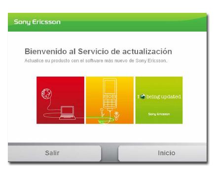 Actualiza tu Sony Ericsson de manera fácil