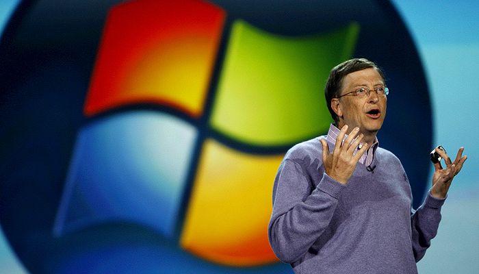 El gigante Microsoft también sucumbe a la crisis