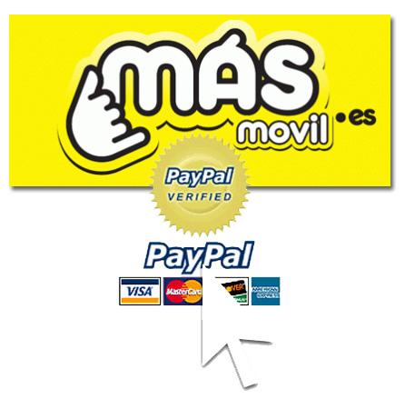 MASMovil, el primer operador español con pago PayPal