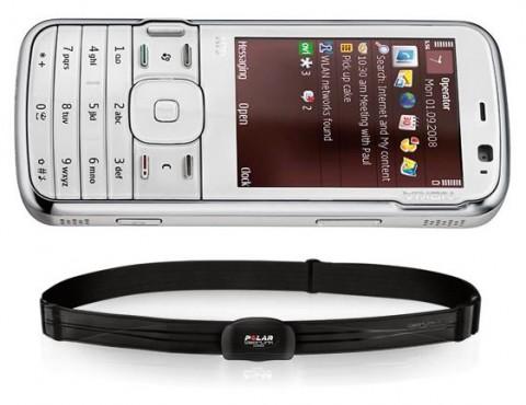 Anunciado el Nokia N79 Active, el N-SERIES con corazón