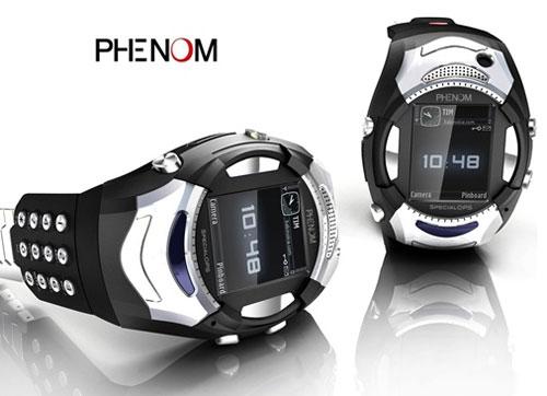 Phenom Special OPS, el teléfono táctil con MP3