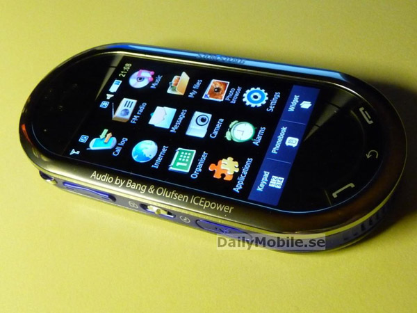 Samsung presenta el Móvil-DJ M7600