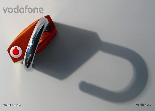 Vodafone España presenta un servicio de seguridad móvil