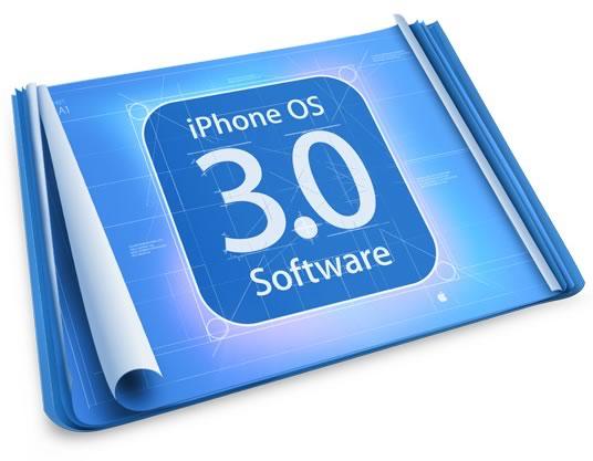 El nuevo Iphone OS 3.0 será presentado mañana