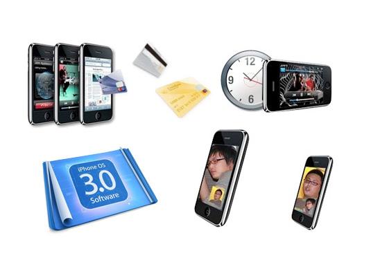 Nuevo Iphone 3G. Se desvelan algunas de sus nuevas posibilidades.