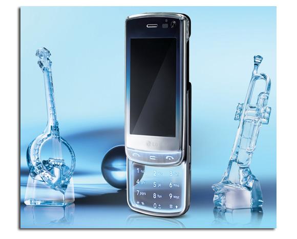 El secreto de LG, nuevo GD900 Cristal