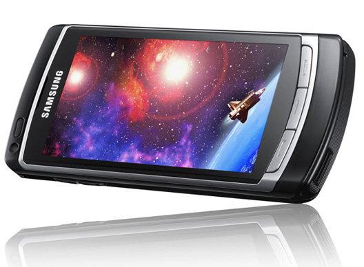 Nuevo Samsung Omnia HD i8910.