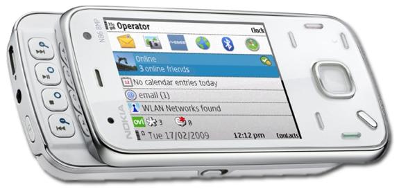 Nokia N86, premio al terminal que mejores fotografías hace