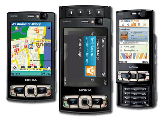 La vuelta al mundo fotografiada desde un Nokia