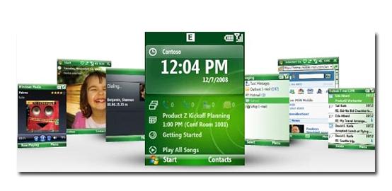 Actualizaciones OTA para Windows Mobile