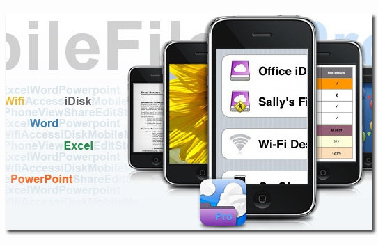 Visualiza documentos Office en tu Iphone gracias a Quickoffice