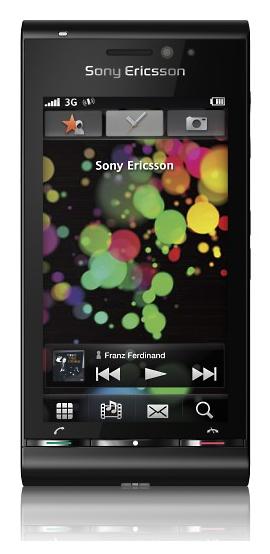 Sony Ericsson Idou, una maravilla con 12 Megapixels