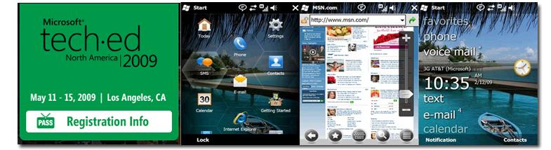 Windows Mobile 6.5 será oficial para Mayo