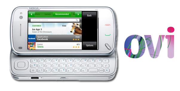 Nokia abre su tienda de aplicaciones  Ovi Store.