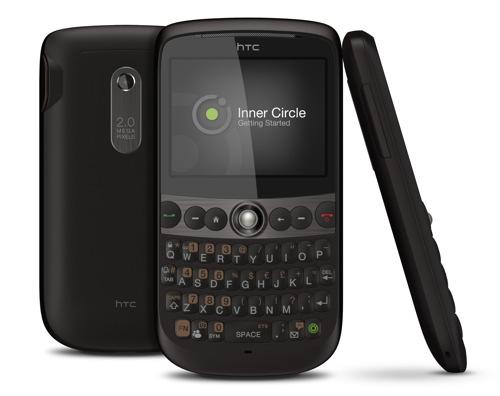 HTC Snap, calcando la Curve 8900