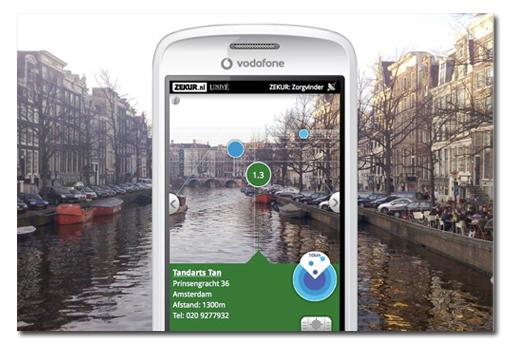 Layar, el primer navegador de realidad aumentada para tu Android