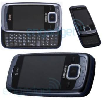 Samsung Trinity: Táctil y con Doble teclado deslizable