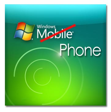 Rumor: Windows Mobile pasará a llamarse Windows Phone