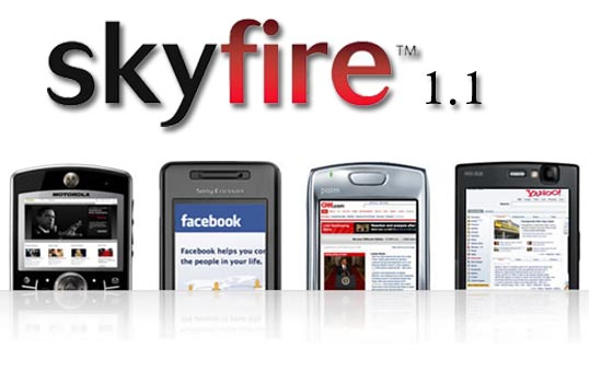 Skyfire se actualiza