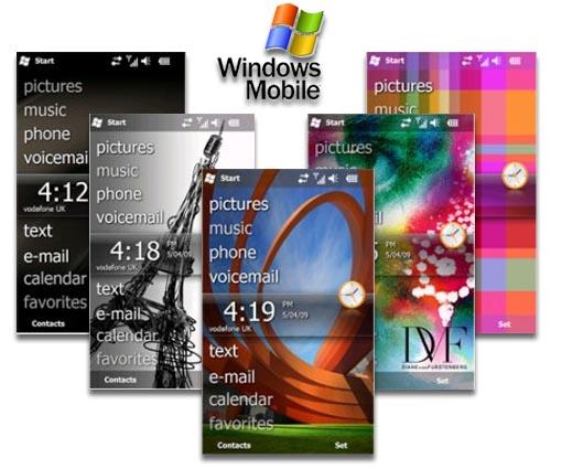 En Octubre llegan los primeros Windows Mobile 6.5
