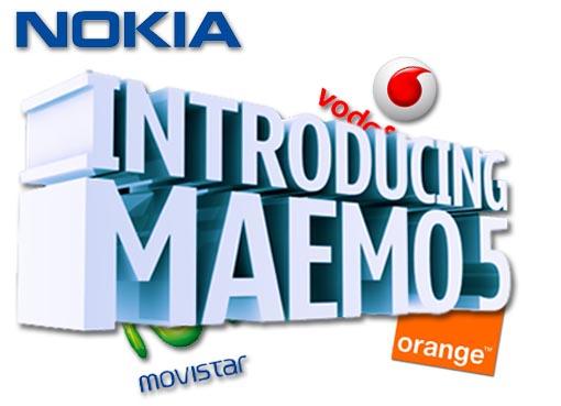 Nokia veta Maemo 5