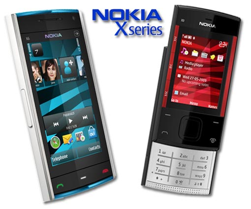 Serie X de Nokia al descubierto