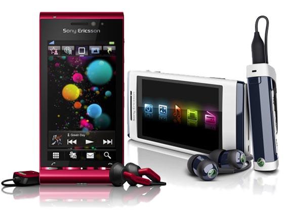 Sony Ericsson confirman Aino y Satio para Octubre