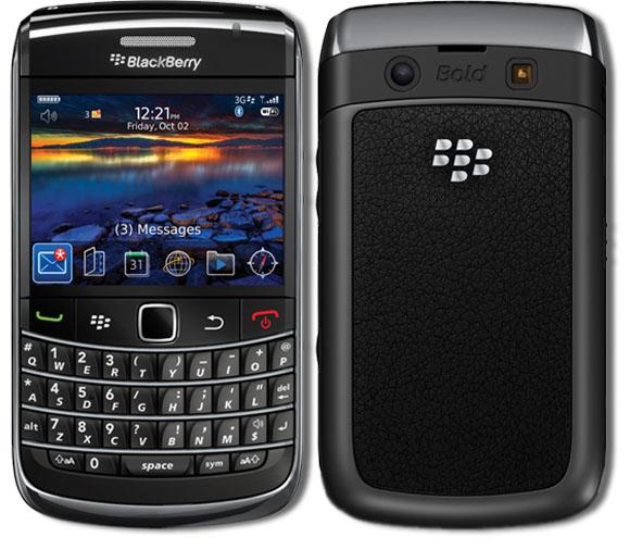 Ya es oficial la nueva Blackberry Bold 9700