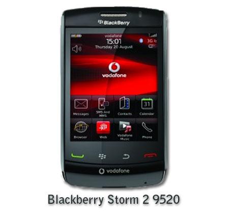 Y Vodafone se queda con la Storm 2
