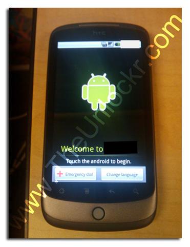 Primeras imágenes filtradas del HTC Dragon