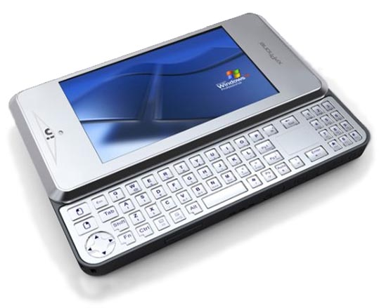 ITG xpPhone. El móvil con Windows XP