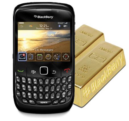 Blackberry sale por la puerta grande este año