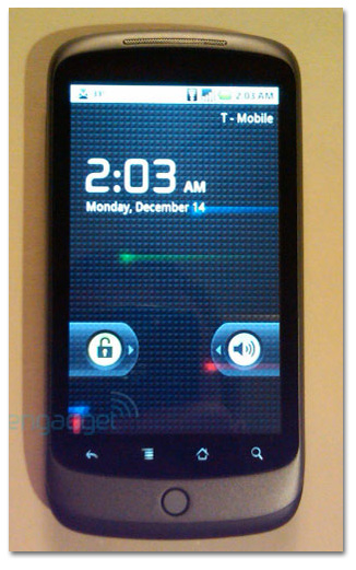 Analizamos el Nexus One de Google