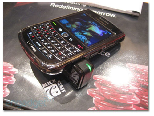 Energizer Energi Stick para Blackberry