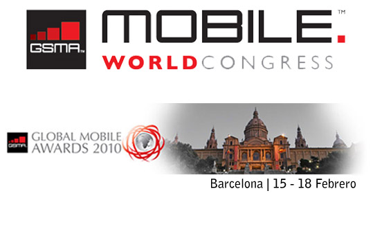 Nominaciones al GSMA Global Mobile Awards 2010