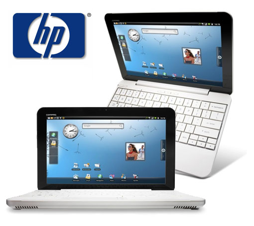 HP Compaq Airlife 100. Portátil con Android