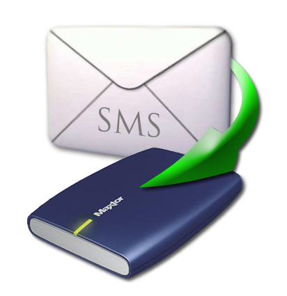 SMS Backup para Blackberry
