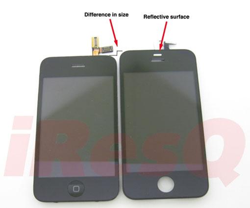 El iPhone 4G puede aparecer en Abril