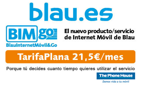 BIMgo llega a The Phone House