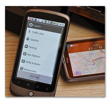 Google Maps Navigation llega a Europa