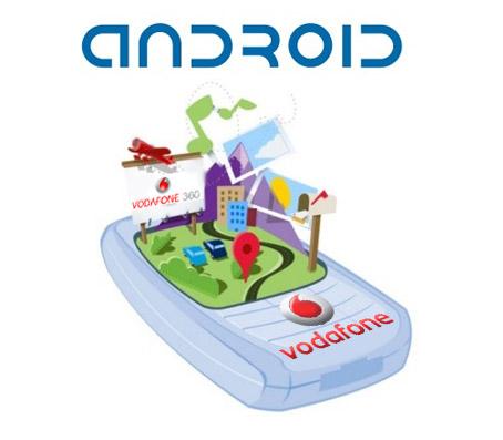 Vodafone dispondrá de tienda propia Android