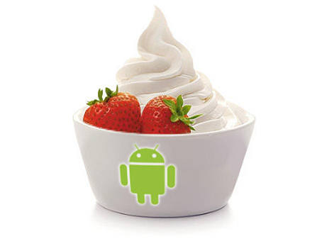 Android Froyo 2.2 oficial
