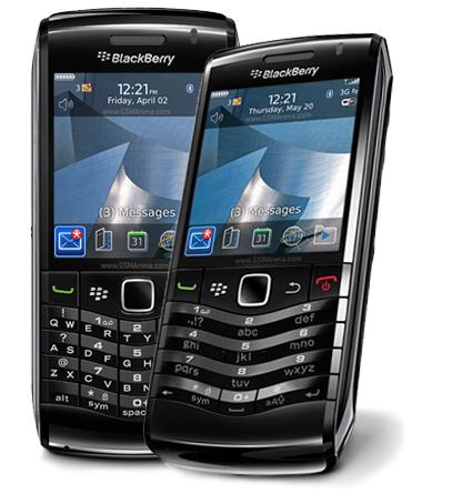 Blackberry Pearl 3G en vídeo oficial