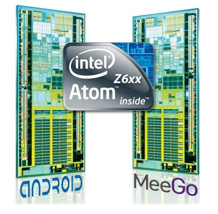 Intel presenta los procesadores Z6xx